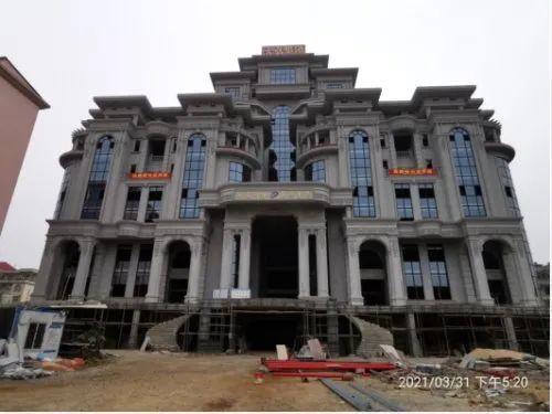 莆田一村民在宅基地建13层办公大楼审批3层加盖了10层?!