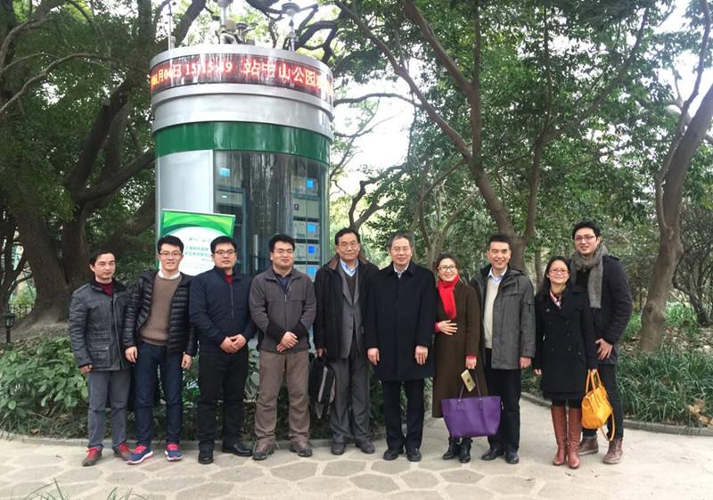 社员刘春江领衔的上海长三角人口密集区生态环境变化观测站获批国家级野外科学观测研究站