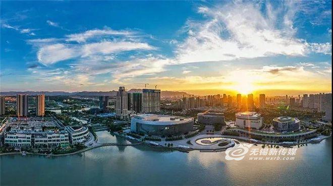 长三角一体化系列报道丨太湖潮起无锡融入区域经济新格局