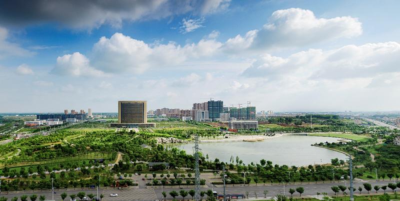 """安徽来安:长三角一体化发展下的""""小城之变"""""""